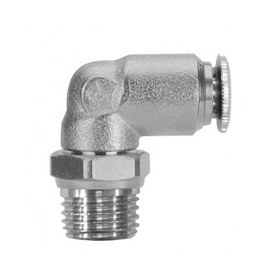 Swivel Elbow - Grease Fitting