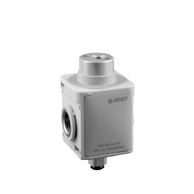 Shut Off Valve - Pneumatic