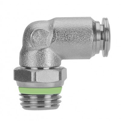 Swivel Elbow Stainless