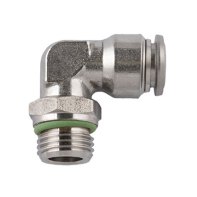 Swivel Elbow Stainless - BSPP