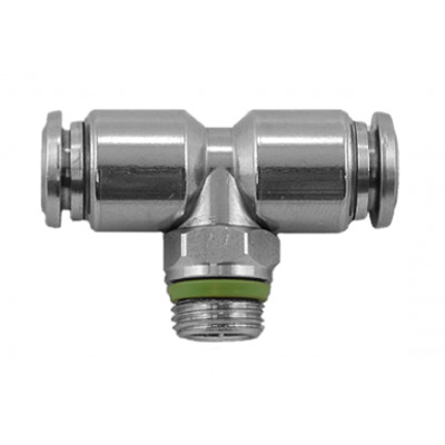 Swivel Branch Tee Stainless - X Series