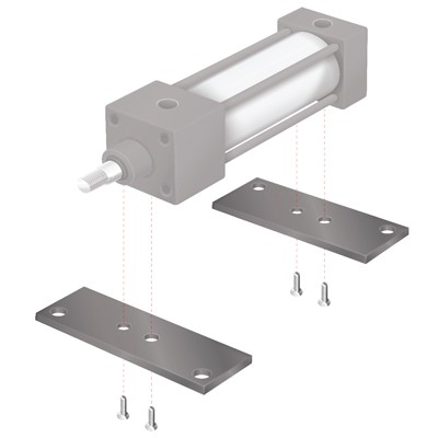 Base Bar Mount - NFPA