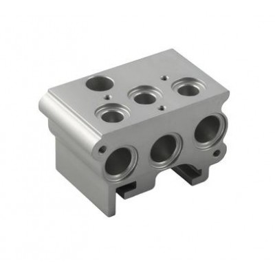 Front End - Manifold Plate - BSPP
